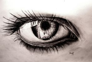 Eyedrawing.. again by paulaaikkila