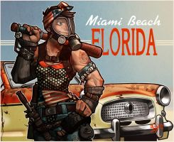 Fallout Miami by Qsy-and-Acchan