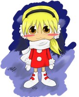 Karin from Frosty the Snowman by TkieSai