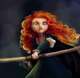 Merida by MagdalenaTR