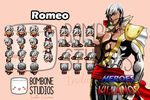 Romeo - RPG Maker VX Ace Chibi by Karmenis