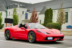 Speciale Aperta by SeanTheCarSpotter