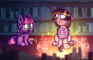 Magic Circle [DuneFilly Contest] by blasterpone