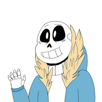 Sans by Levitikitty