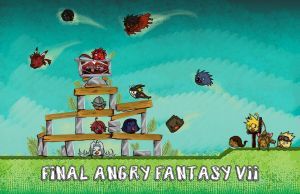 Final Angry Fantasy vii art contest by Dragona15