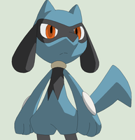 Pokemon Base 112~Riolu 2