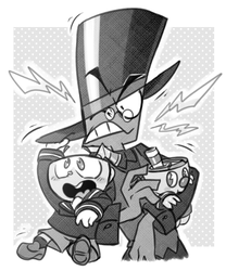 Cup, Mug And Hat by thegreatrouge