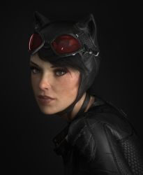 Catwoman by AnubisDHL