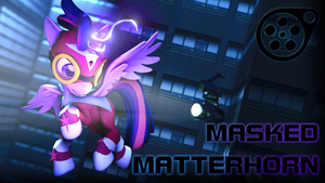 [DL SFM] Masked Matterhorn by Optimus97