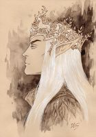 Crown of Greenwood by Candra