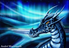 Th blue Dragon 02 by andre-ma