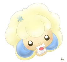 Request: Shiny Whimsicott