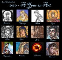 2010 Art Summary by Theophilia