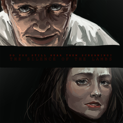 The Silence Of The Lambs by tinhan