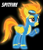Its Spitfire!! by KartDasher