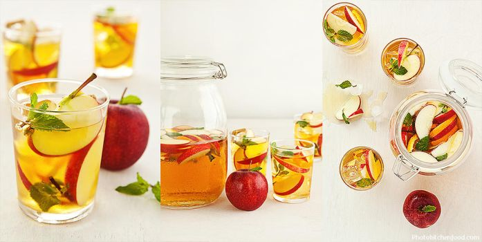 Apple Sangria by peachjuice