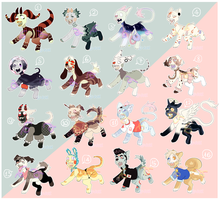 ADOPTS (OPEN 15/16) only pp by CrystalBread