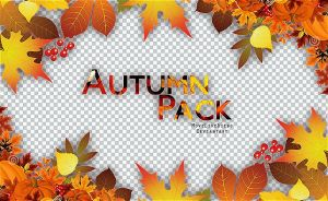 +Autumn Pack [Free Download] by MoveLikeBiebs