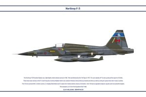 F-5 Canada 1 by WS-Clave