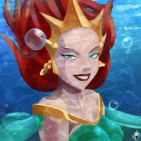 Mera by SuperSaiyan3Scooby