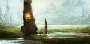 Star of the Marsh by axiom-concepts
