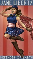 Jane Liberty Commission by alex-heberling