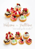 Welcome to pufftique by li-sa