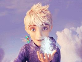Jack give you a snowflake by Merliniara