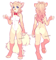 fox adopt (closed) by PawAdopts