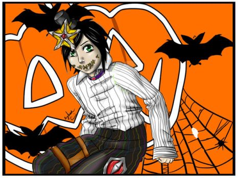 Halloween by Poppernot18