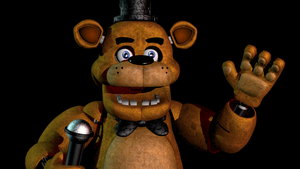 (SFM)Freddy Kurger in his final form by SpringBonnieNotTrap