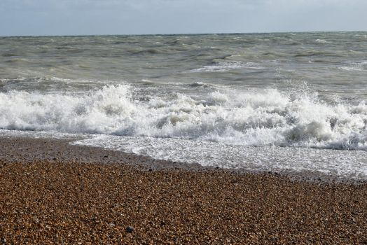 DSC 0047 Bexhill Beach by wintersmagicstock
