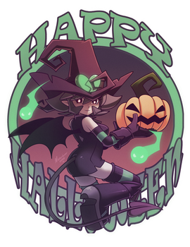 Happy Halloween! by nancher