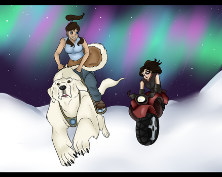 Korrasami Collab: And The Winner Is... by FireNationPhoenix