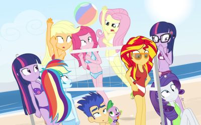 #EQGDownUnderSummer: Net Tournament by dm29