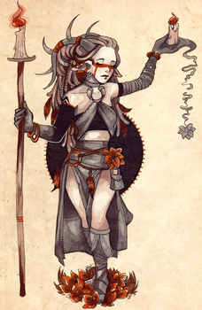 Saen by Rituhell