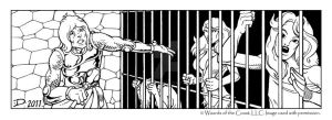 Prisoners by JeffDee