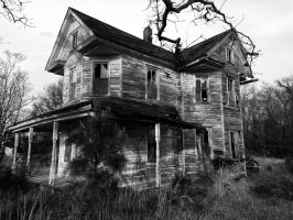 Ghost home by AmorouxSkiLodge