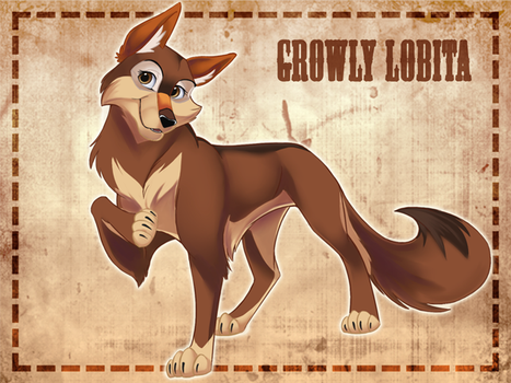 .: Growly Lobita :. by PirateHearts