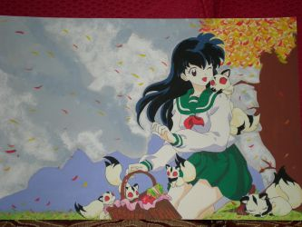 kagome by Babychan80