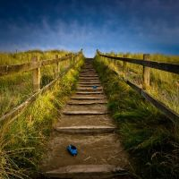 Stairs to heaven by de1ete