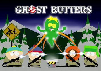 Ghost Butters by Kracov