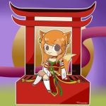 [My seven Deadly Sins] - Inari Chibi~ by Nyoonchan