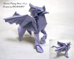 Ancient FlyingHorse - Creation by Chawari