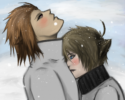 It's Been So Cold by Kitty-Kassie