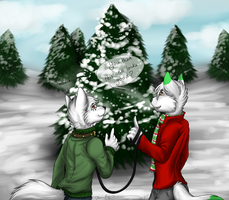 25 Days of Christmas - Day 1 by LindsayPrower