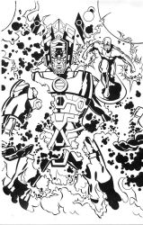 Galactus by ShannonEricDenton