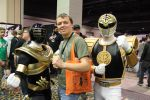 Me and two Power Rangers by FelgrandKnight34