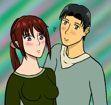 Marco X Adalyn Contest Entry // AOT by SweetScarletSky