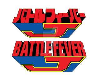 Battle Fever J by TRice01